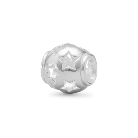 Polished Stars Bead