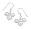 Cultured Freshwater Pearl Drop Earrings