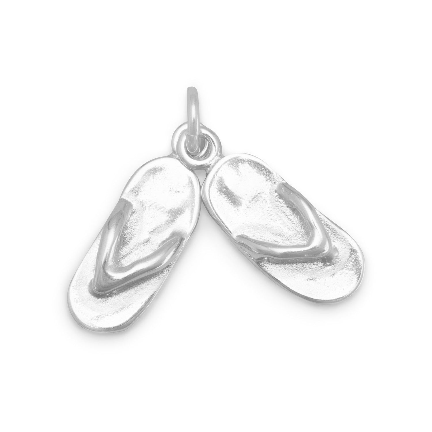 Pair of Movable SANDALS Charm