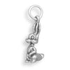 Sitting Rabbit Charm