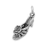 Open Toe High Heel Charm