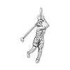 Female Golfer Charm