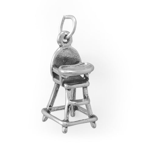 High Chair Charm