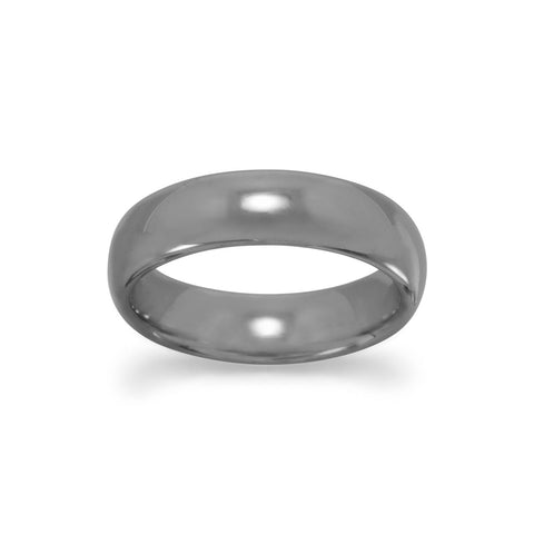 Tungsten Carbide 6mm Ring