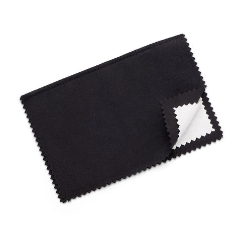 Silver Polishing Cloth (Black)