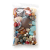 Treasure Bead Medley, 1 lb Bag