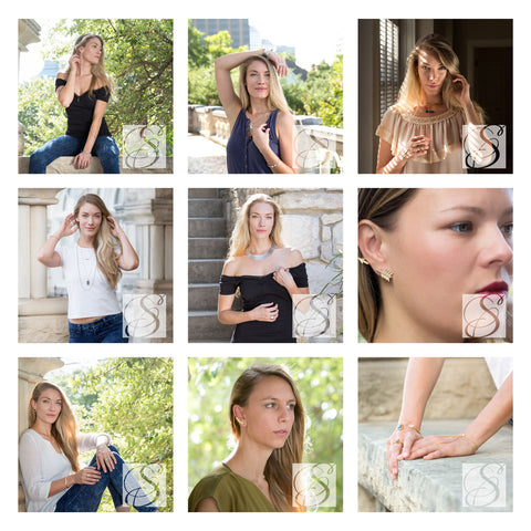 Chateau Belleview Photoshoot - Marketing Image Pack (28 Images)