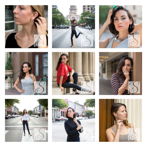 Downtown Austin Photoshoot - Marketing Image Pack (15 Images)