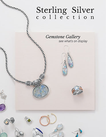 32 Page Generic Gemstone Gallery Catalog