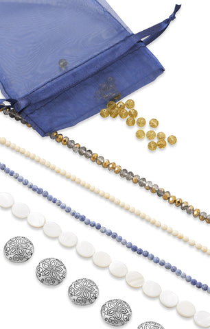 Mystery Grab Bag: Assorted Strands and Beads