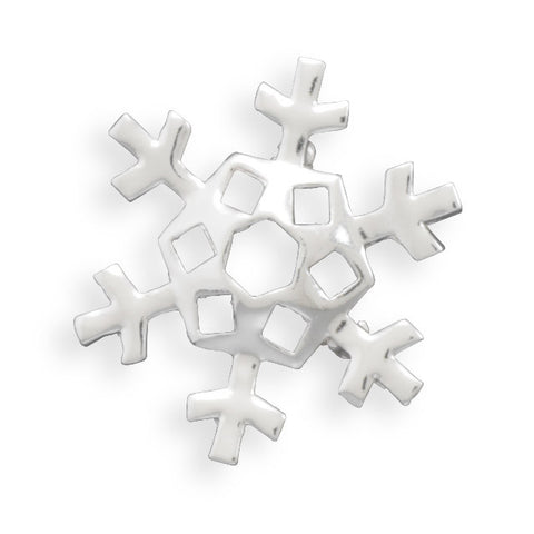 Snowflake Fashion Pin/Pendant
