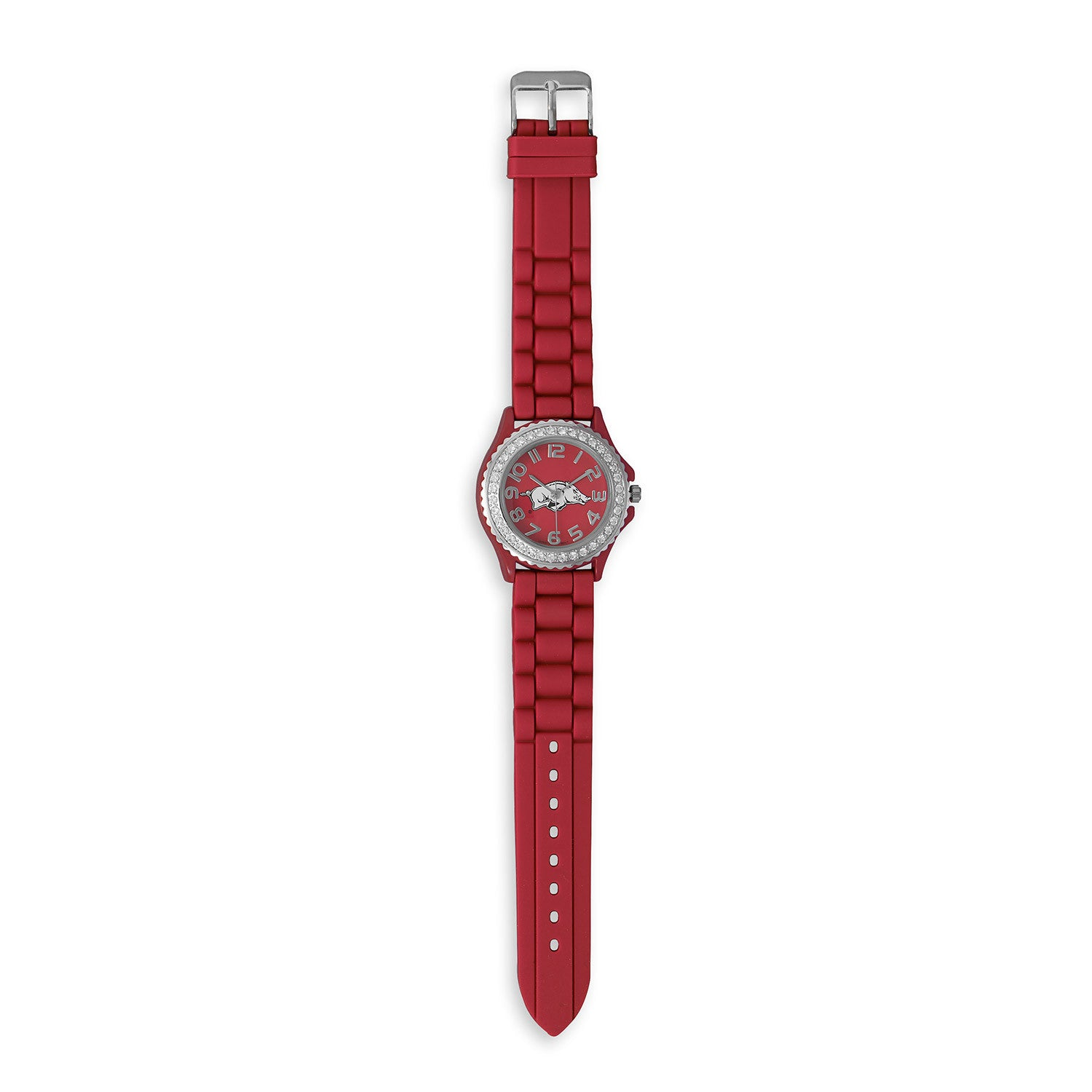 Collegiate Licensed University of Arkansas Ladies' Fashion WATCH