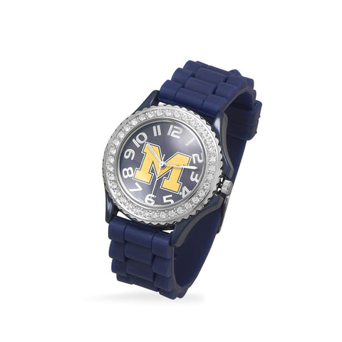 Collegiate Licensed University of Michigan Ladies' Fashion Watch