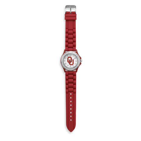 Collegiate Licensed University of Oklahoma Ladies' Fashion Watch