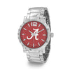 Collegiate Licensed University of Alabama Men's Fashion Watch