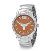 Collegiate Licensed University of Texas Men's Fashion Watch