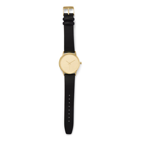 Fashion Unisex Watch with World Map Outline