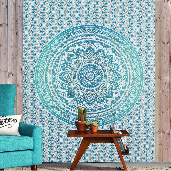 Bohemian Mandala Wall Decor Tapestry-Home Decor-Moonlight Gypsy