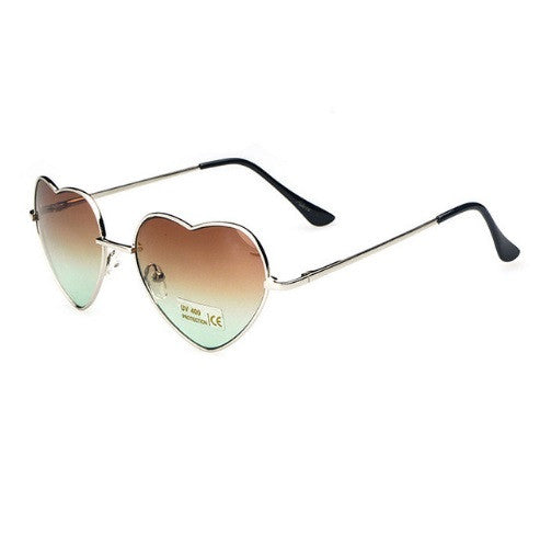 Heartbreaker Aviator Sunglasses-Sunglasses-Moonlight Gypsy