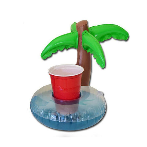 Palm Tree Drink Holder Pool Float-pool float-Moonlight Gypsy