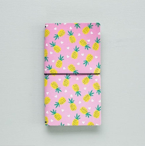 Hard Cover Pocket Planner Notebook-Stationary-Moonlight Gypsy