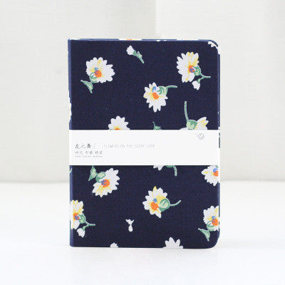 Hardcover Floral Journal-Stationary-Moonlight Gypsy