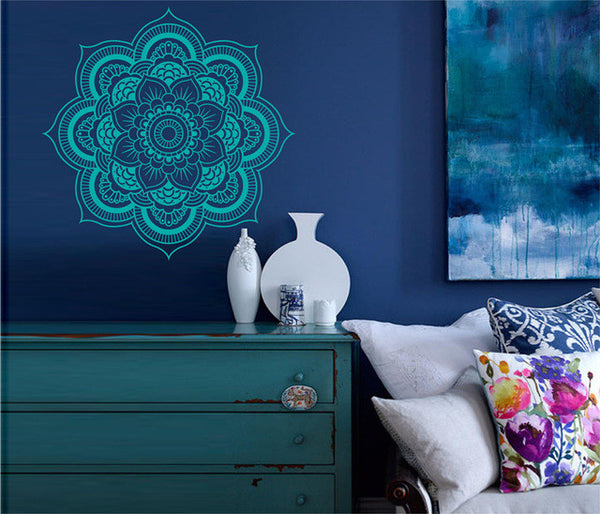 Boho Mandala Wall Sticker-Home Decor-Moonlight Gypsy
