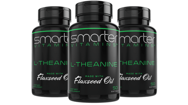 250mg L-Theanine | 3 Pack