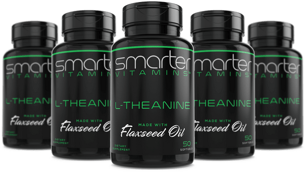 250mg L-Theanine | 5 Pack
