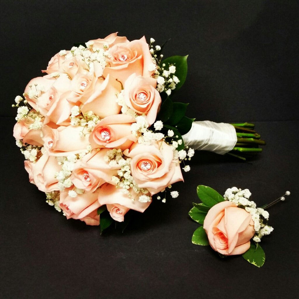 Bridal bouquet #6