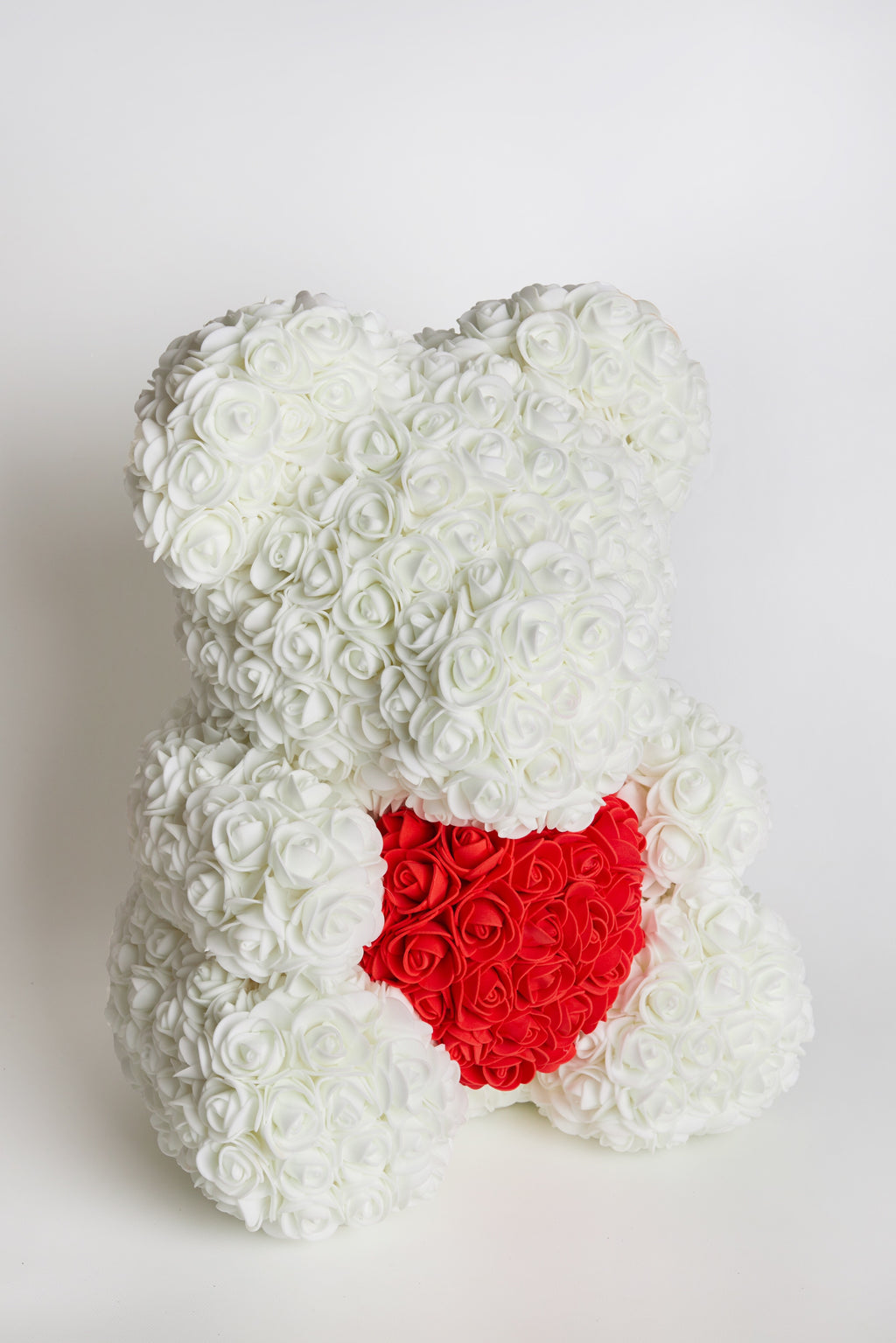 Rose Bear White