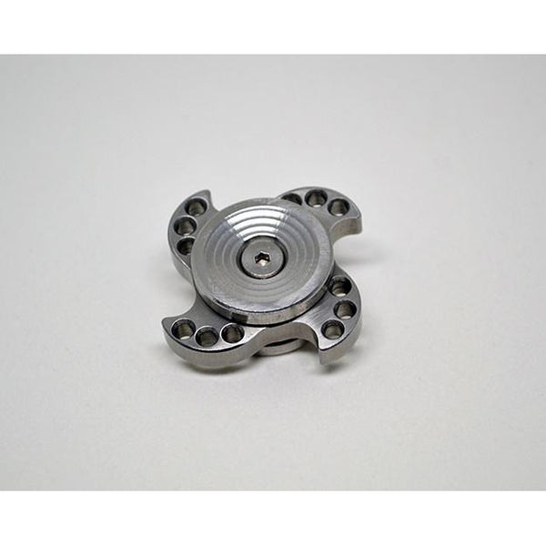 TFD Metal Spinner No. 10 - Solid Metal - All Stainless Steel, Spinner - TFD.world