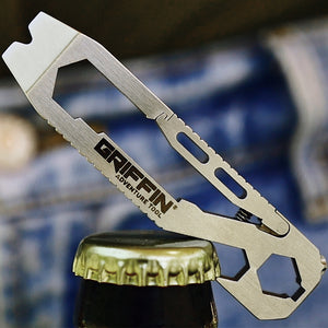 Griffin Adventure Tool | Stainless Steel - *PREORDER*