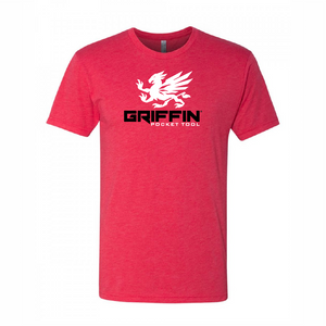 Griffin Pocket Tool - Logo T-Shirt