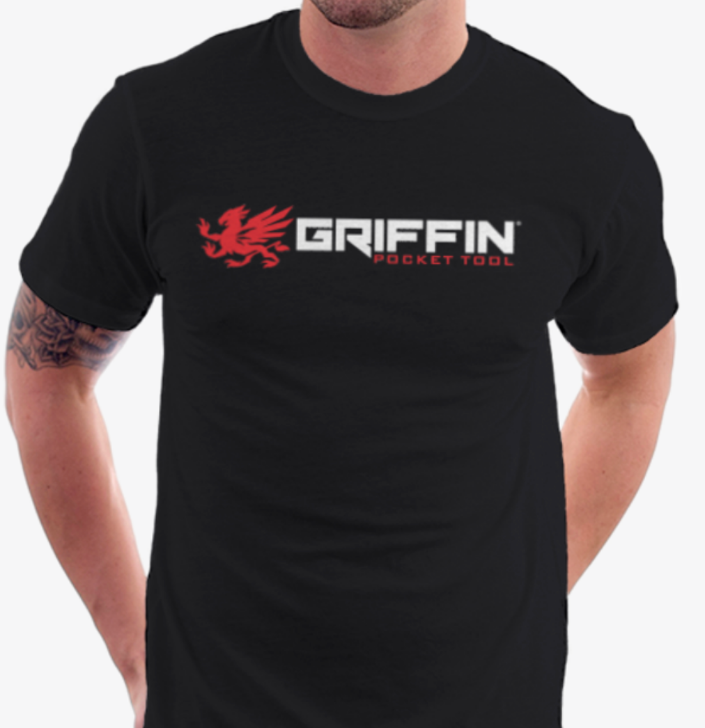 Griffin Pocket Tool® - Wide Logo Shirt