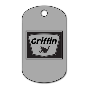 Custom Griffin Pocket Tool® Dog Tags