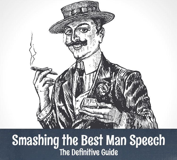 Best Man Speech Guide - How to Give a Best Man Speech