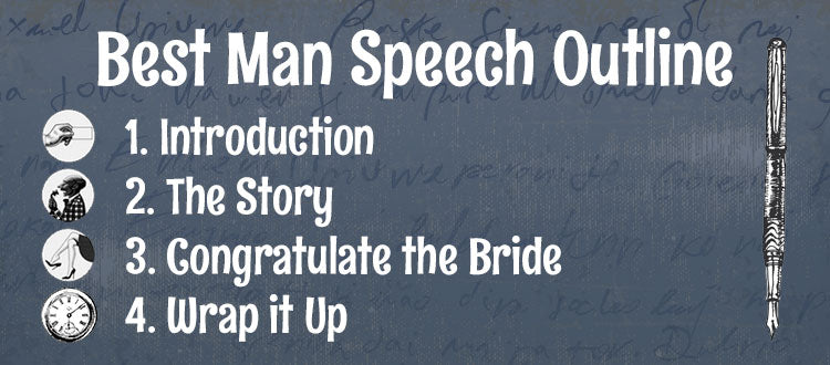 Best Man Speech Outline