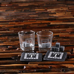 The ManPack - Whiskey Glass Gift Set