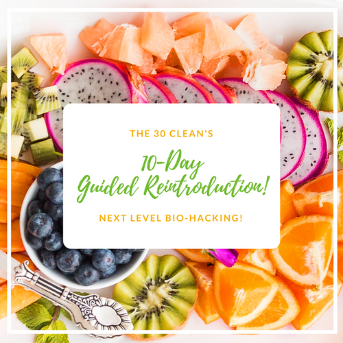 30 Clean 10-Day Reintroduction Program