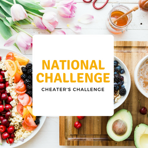 The 30 Day Cheaters Challenge