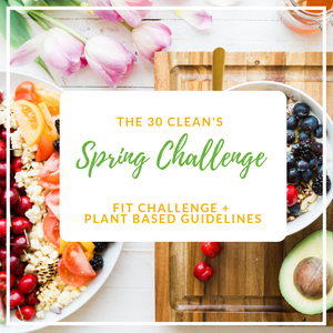 The 30 Day Fit Challenge (V Clean)