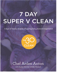 7 Day Vegan Meal Plan (Cover)