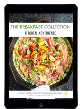 Breakfast Collection Recipe Ebook