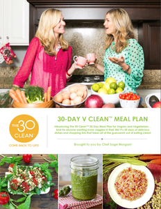 The 30 Clean™ 30 Day V Clean Meal Plan