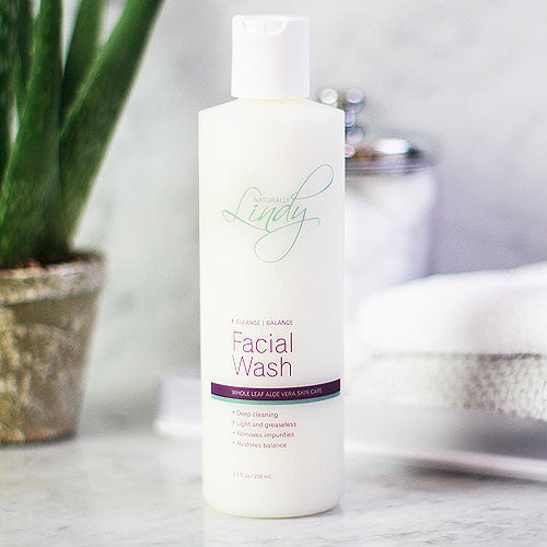 Facial Wash - Naturally Lindy