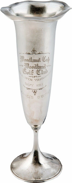 Francis Ouimet Golf 1911 Trophy like Bobby Jones Scotty Circle T Memorabilia