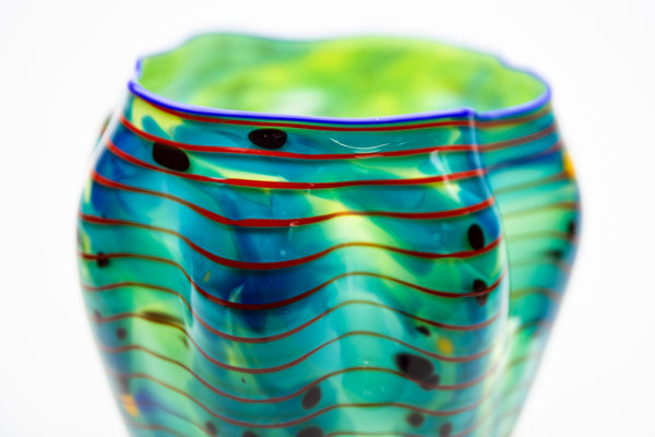 Dale Chihuly – Ocean Macchia, 2002 Hand-blown Glass