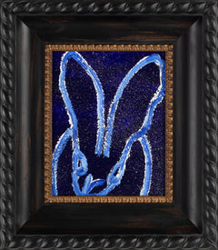 Untitled Diamond Dust Bunny Painting Contemporary Art