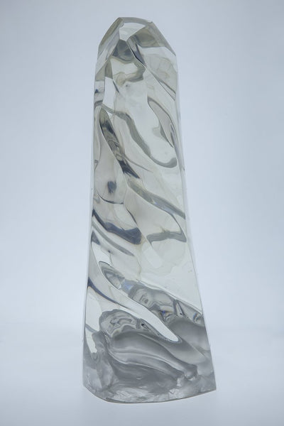 Echo of Silence Sold Out 1992 Lucite Acrylic Sculpture